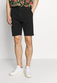 HUGO - GLEN - Shorts - black - 0