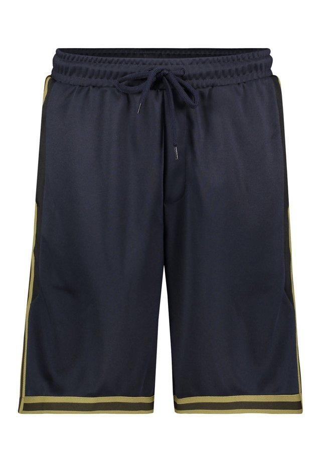 """HUGO HERREN SWEATSHORTS """"DULDA"""" - Shorts - marine"""