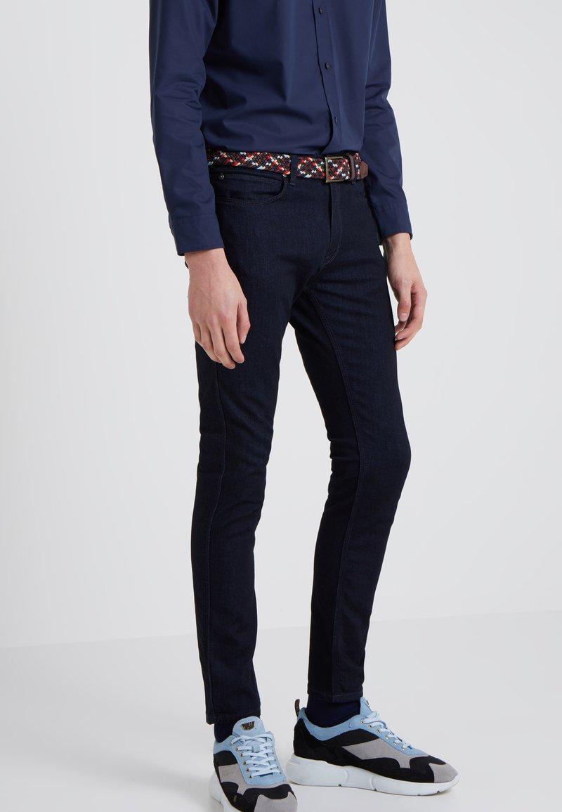 HUGO - Jeans Slim Fit - dark blue