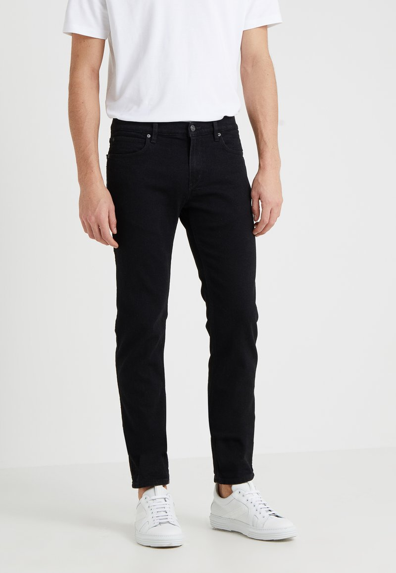 HUGO - HUGO - Slim fit jeans - black