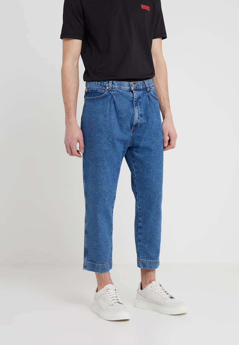HUGO - Jeans relaxed fit - medium blue