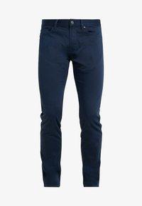 HUGO - Spodnie materiałowe - dark blue - 3