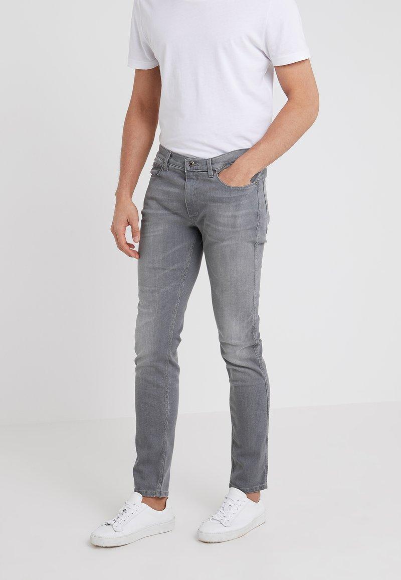 HUGO - Slim fit jeans - medium grey