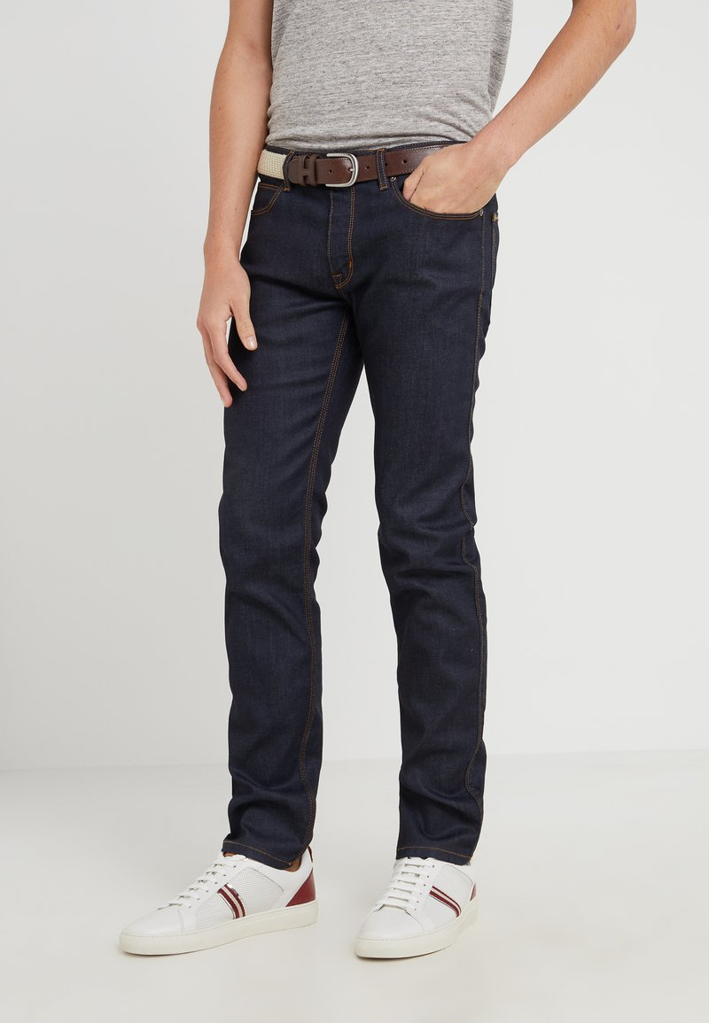 HUGO - Jeans slim fit - dark blue