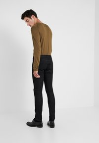 HUGO - Jean slim - black - 2