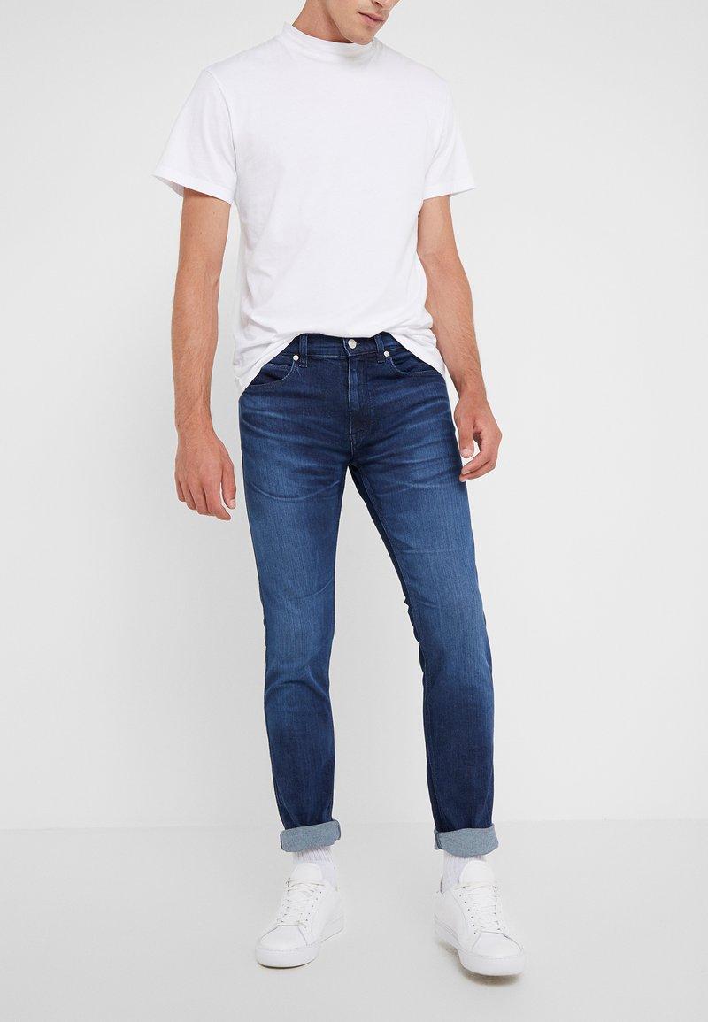 HUGO - Jeans Slim Fit - navy