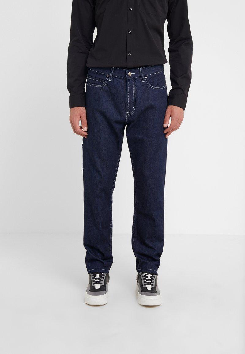 HUGO - Straight leg jeans - dark blue