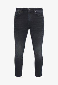 HUGO - Zúžené džíny - dark blue - 4