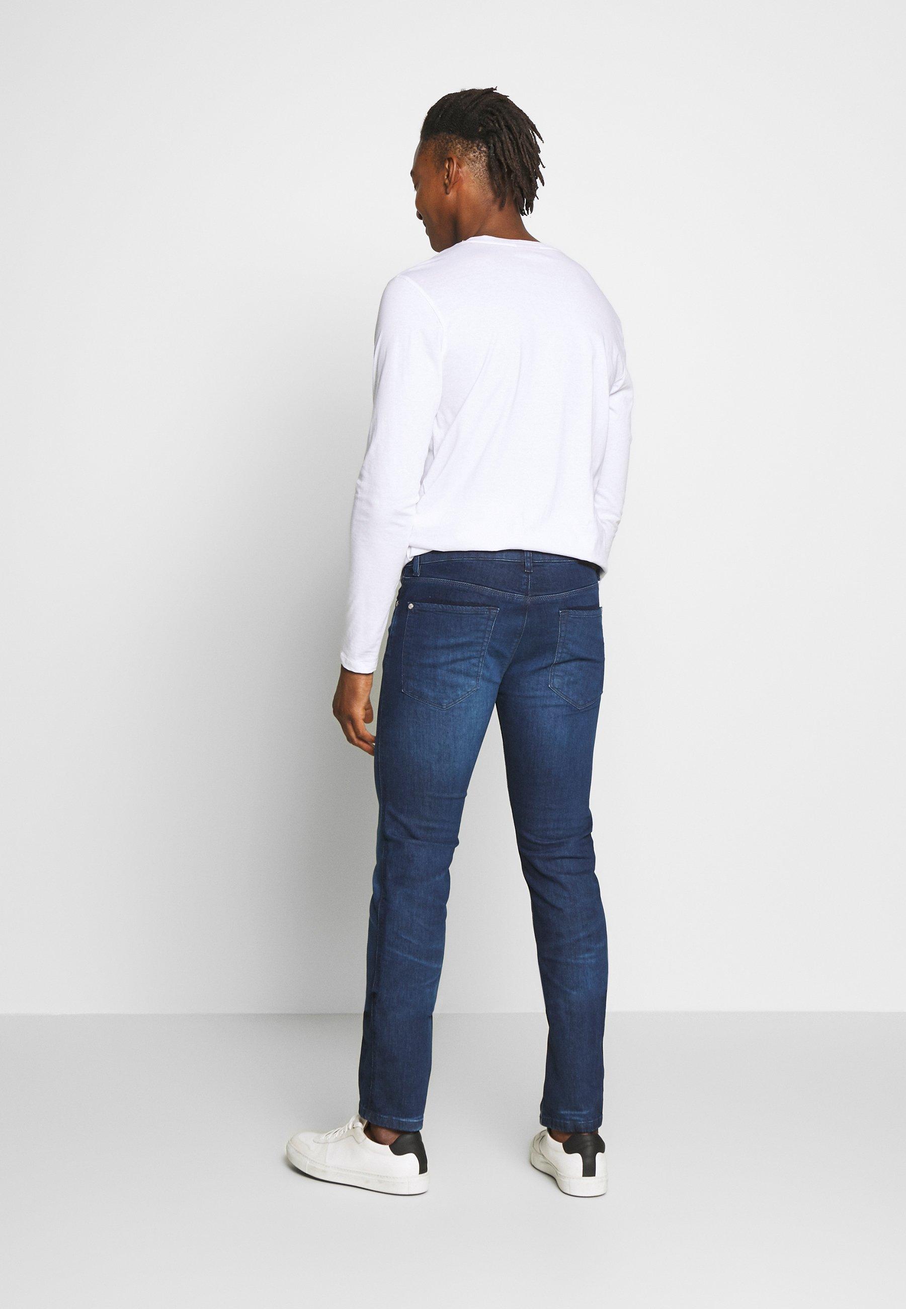 Hugo Jeans Slim Fit - Navy