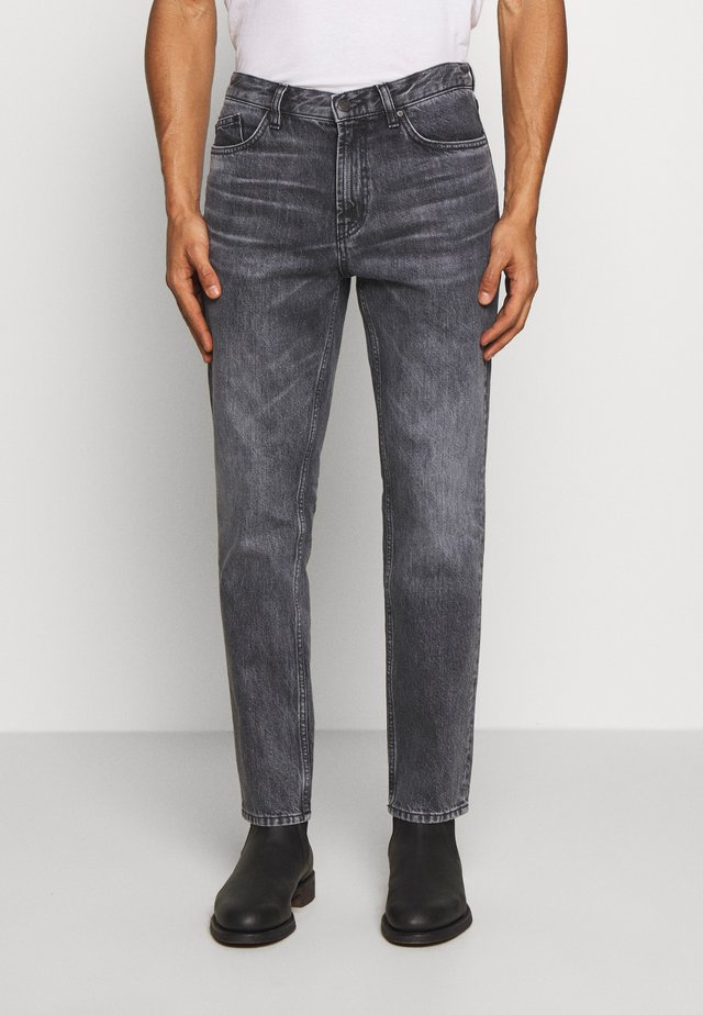 Vaqueros tapered - charcoal