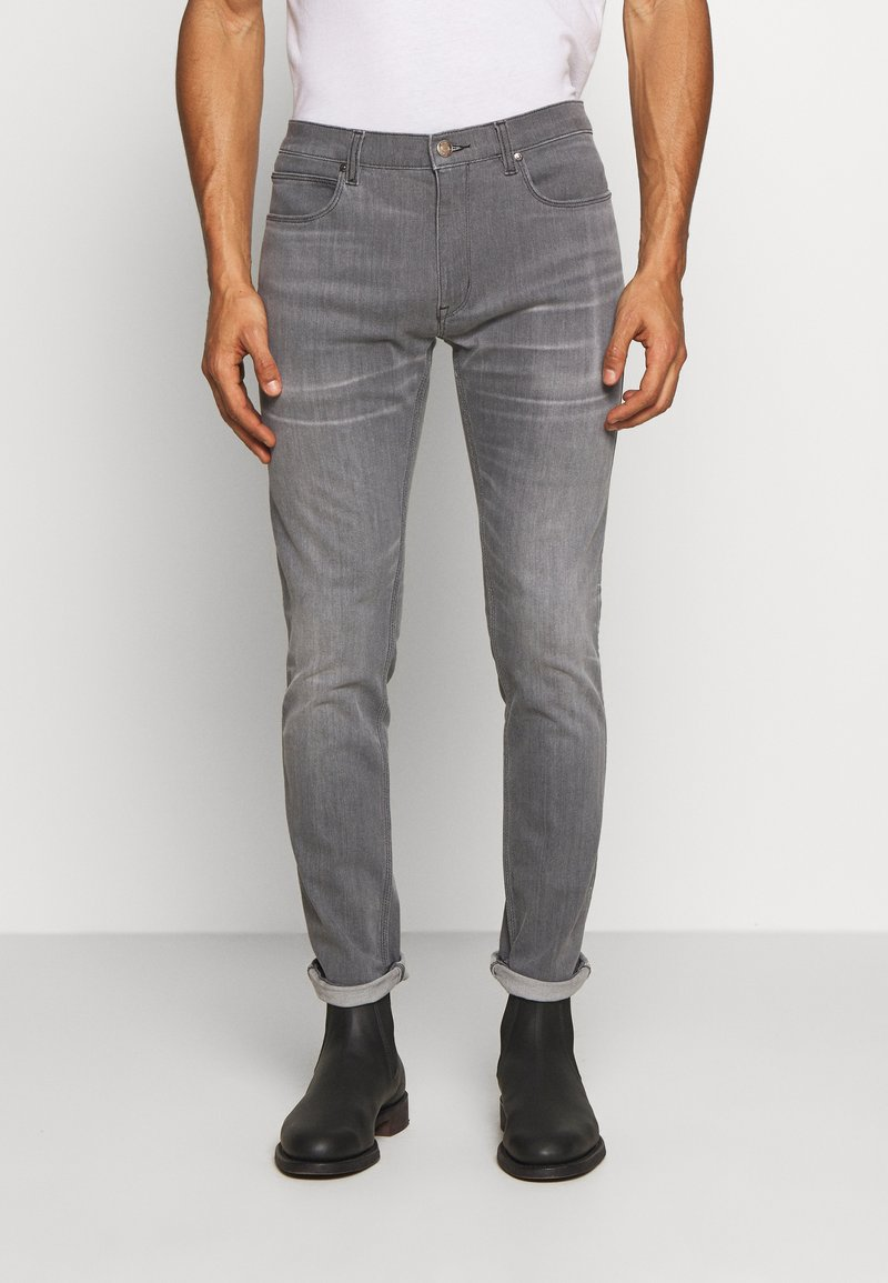 HUGO - Jeans slim fit - medium grey