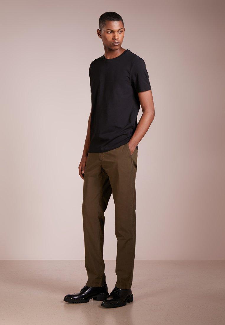 HUGO - 2 PACK - Basic T-shirt - black