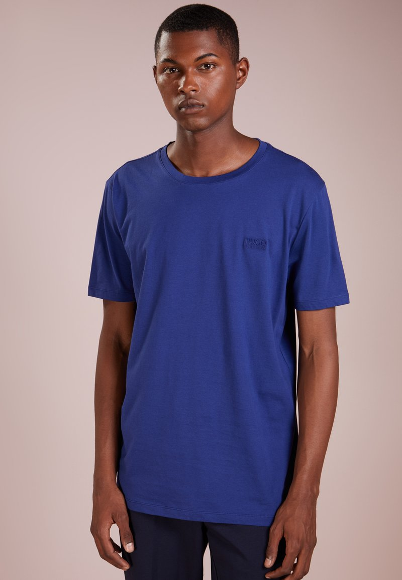HUGO - DERO - T-Shirt basic - navy