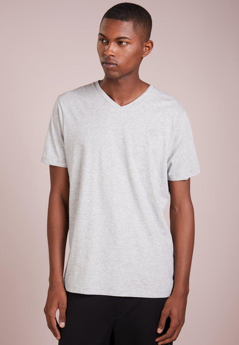 HUGO - DIVO - T-shirt basique - open grey