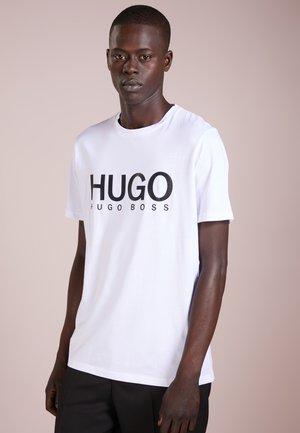 DOLIVE - T-shirt print - open white