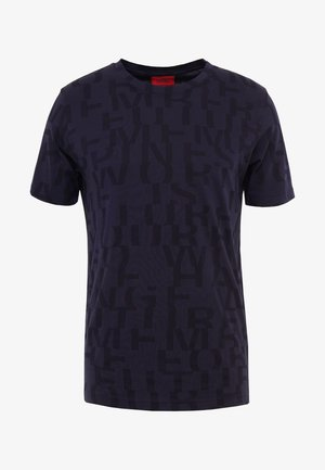 DYRICS - T-shirt imprimé - navy
