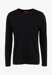 HUGO - DEROL - Long sleeved top - black - 3