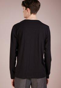 HUGO - DEROL - Long sleeved top - black - 2