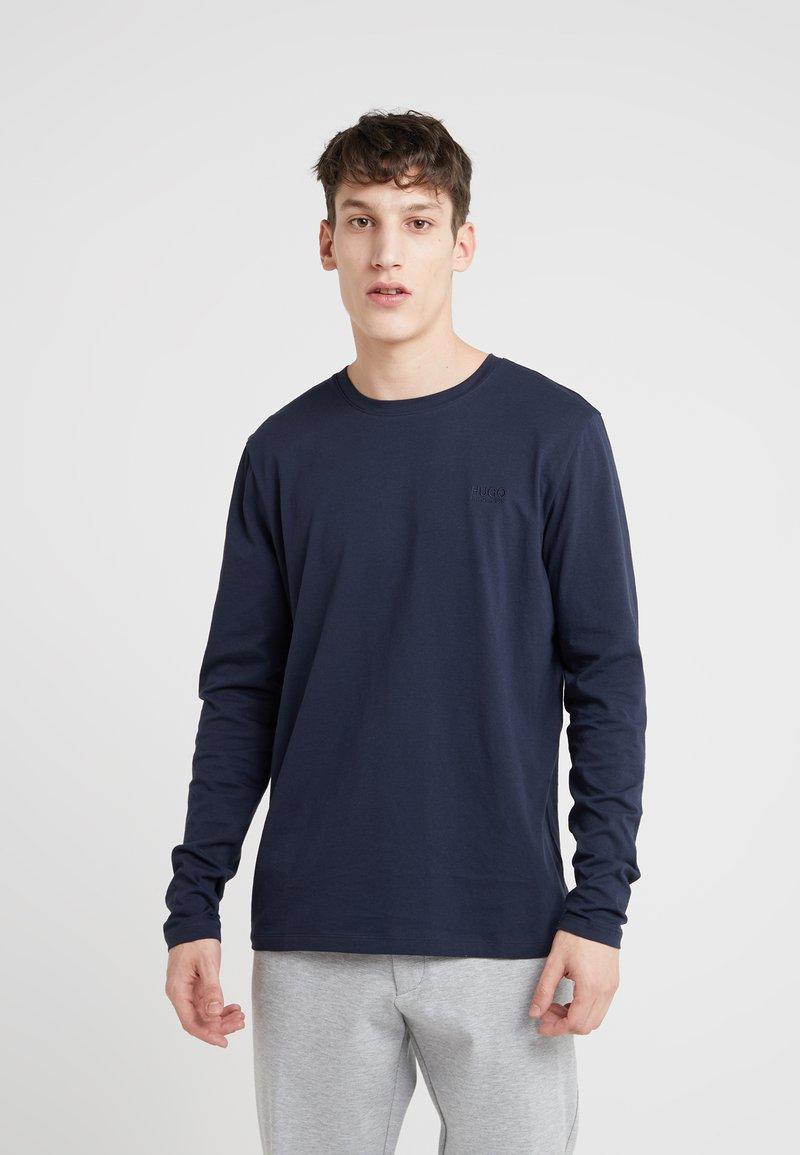 HUGO - DEROL - Langarmshirt - dark blue