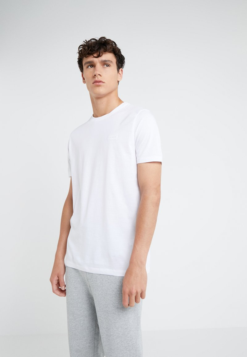 HUGO - DERO - T-Shirt basic - white
