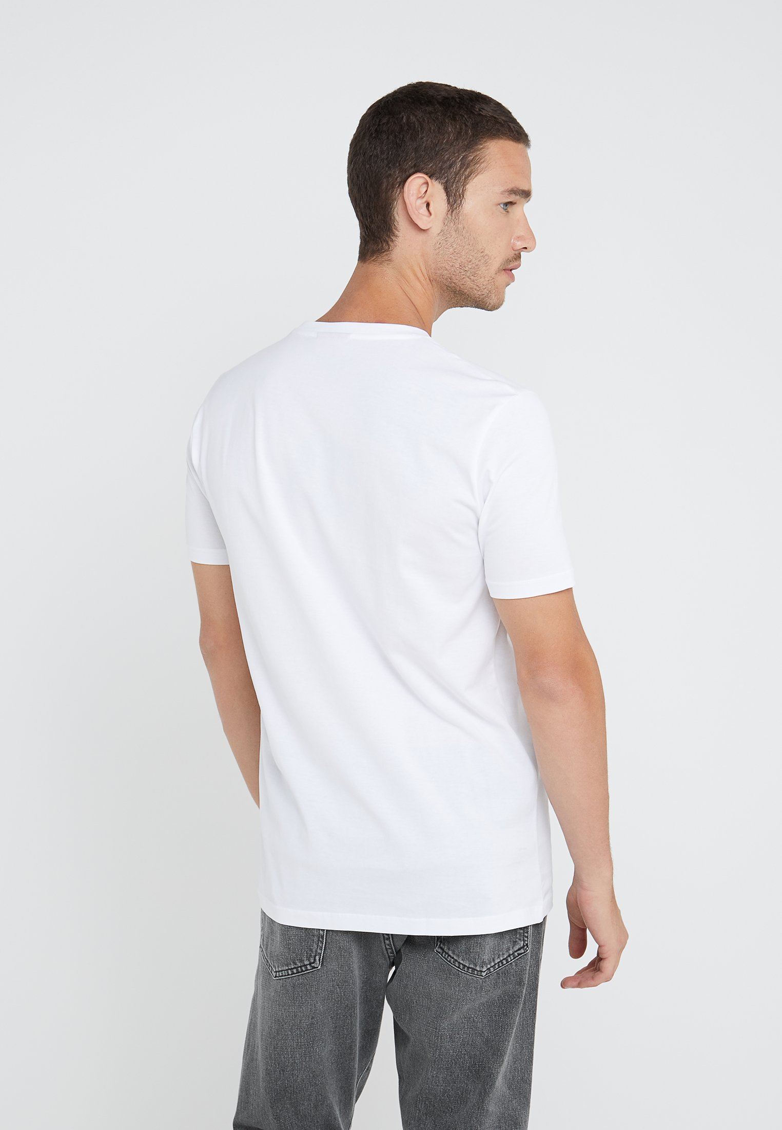 Imprimé White DoliveT shirt Hugo u1clK5F3TJ
