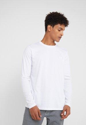 DEROL - Topper langermet - white