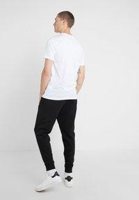HUGO - DICAGOLINO - T-shirt imprimé - white - 2