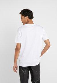HUGO - DICAGOLINO - T-shirt print - white - 2