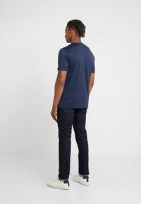HUGO - DICAGOLINO - T-shirt print - dark blue - 2