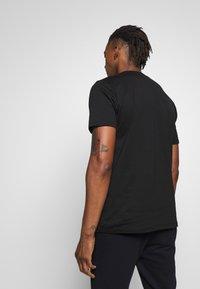 HUGO - DICAGOLINO - Print T-shirt - black - 2