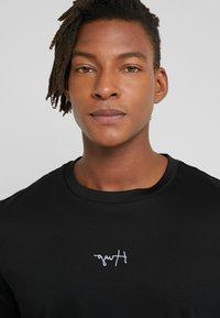 HUGO - DURNED - T-shirt print - black - 3