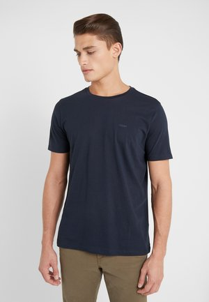 DERO - Basic T-shirt - dark blue