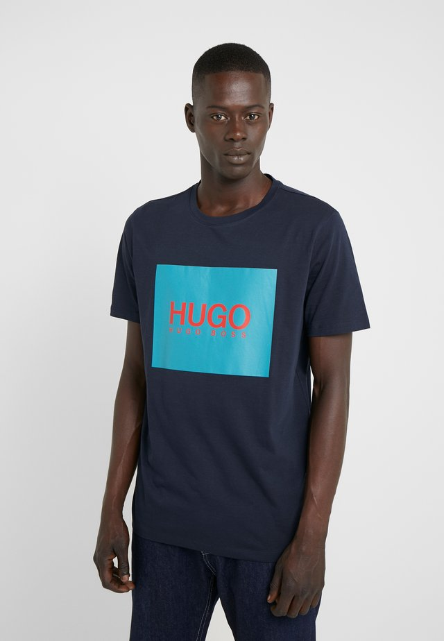 DOLIVE - T-shirt imprimé - dark blue