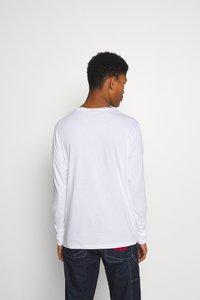 HUGO - Long sleeved top - white - 2