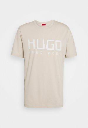 DOLIVE - T-Shirt print - medium beige