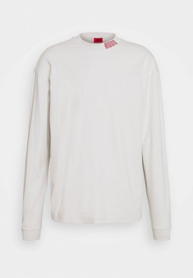 DOTCH - T-shirt à manches longues - natural
