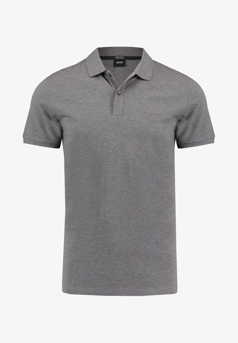 BOSS - PALLAS - Polo shirt - grey
