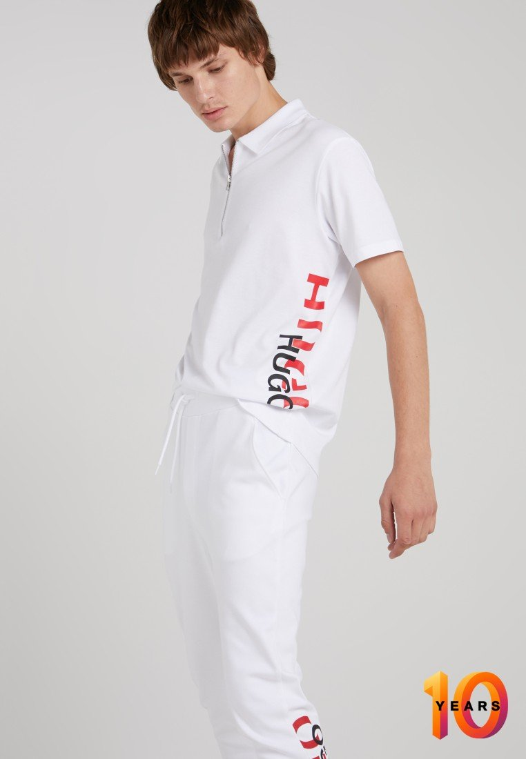 HUGO - DAZEL - Polo shirt - weiß