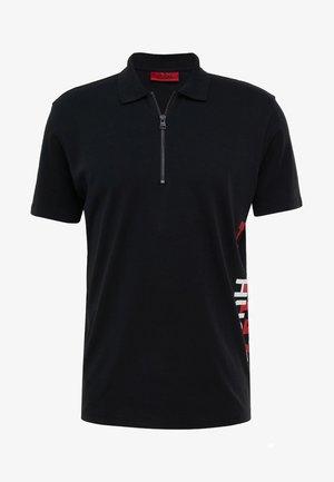 DAZEL - Poloshirt - schwarz