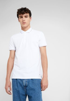 DINOSO SLIM FIT - Poloshirt - white