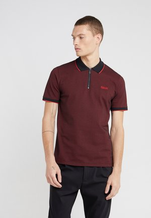 DIRENZE - Poloshirts - black