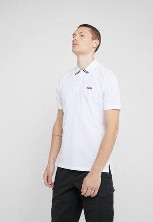 DYLER - Koszulka polo - white