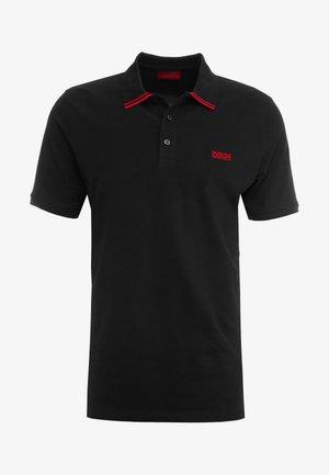 DYLER - Polo shirt - black