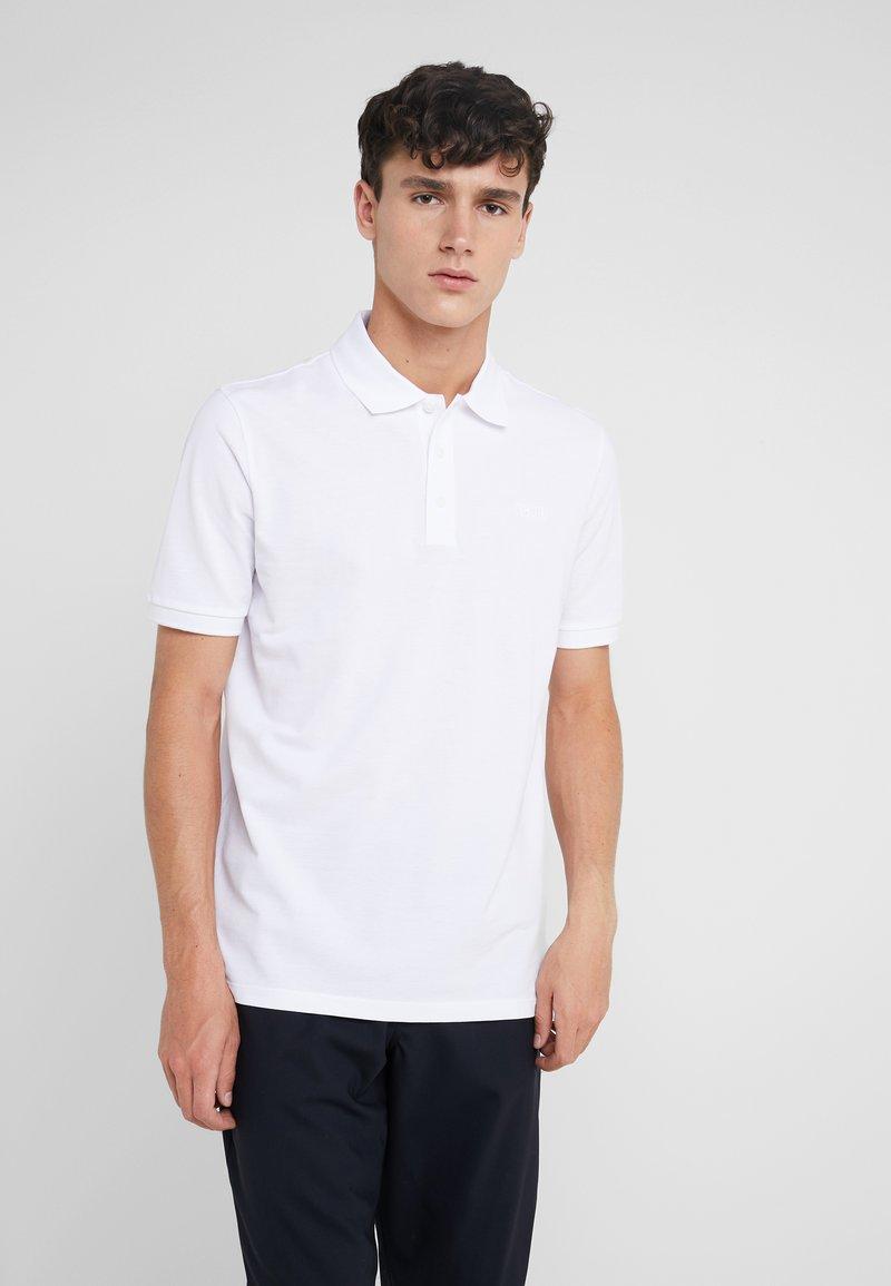 HUGO - DONOS - Poloshirt - white