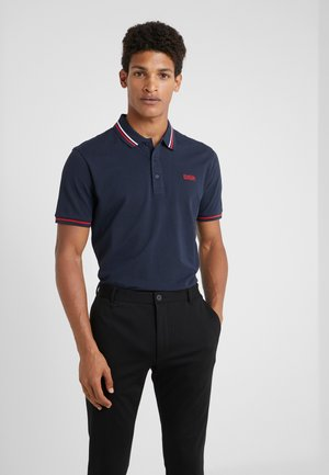 DARUSO - Polo shirt - navy