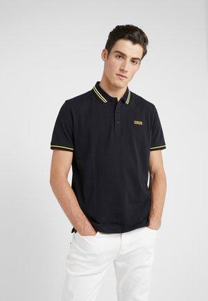 DARUSO - Polo shirt - black
