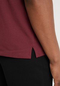 HUGO - DONOS - Poloshirt - dark red - 5