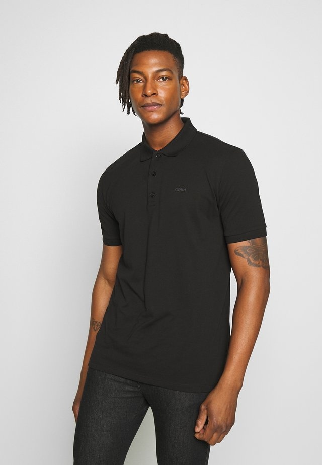 DONOS - Polo - black
