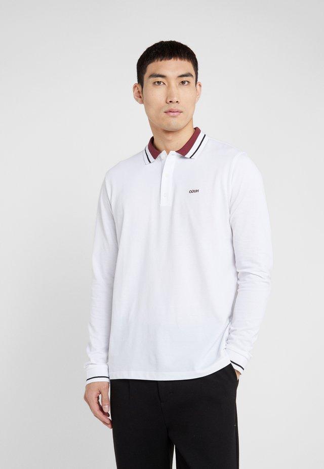 DONOL - Poloshirts - white