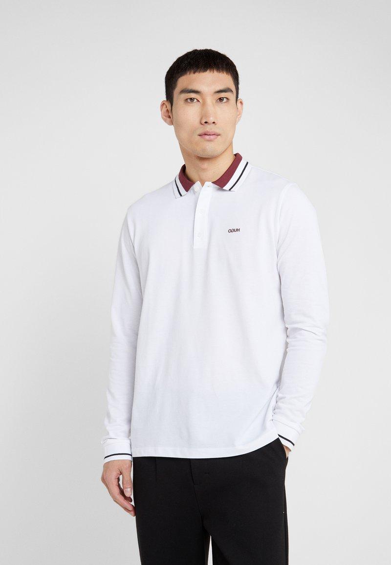 HUGO - DONOL - Poloshirt - white